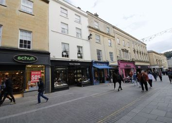Thumbnail 1 bed flat to rent in Stall Street, Bath