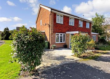 Thumbnail 3 bed semi-detached house for sale in The Fieldings, Southwater, Horsham, West Sussex