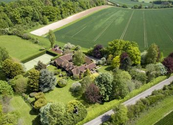 Thumbnail 5 bed detached house for sale in Radley, Hungerford