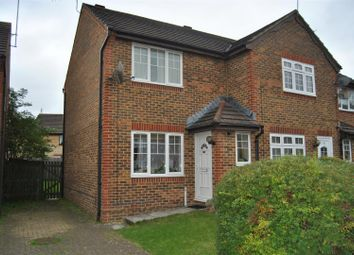 Thumbnail 2 bedroom semi-detached house for sale in Dunsford Close, Old Town, Swindon