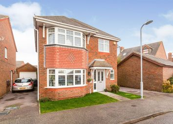 Thumbnail 4 bedroom detached house for sale in Hornbeam Avenue, Bexhill-On-Sea