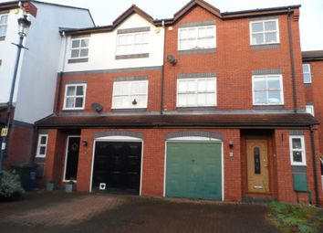 Thumbnail 4 bedroom town house to rent in Merchants Wharf, Newcastle Upon Tyne