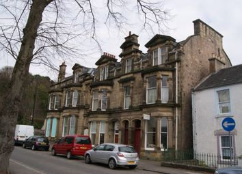Thumbnail 2 bed flat to rent in Union Street, Bridge Of Allan