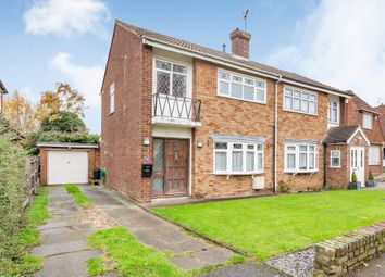 Thumbnail 3 bed semi-detached house for sale in Tradescant Drive, Meopham, Gravesend