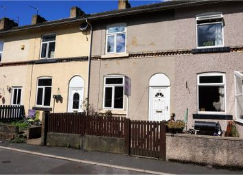 Thumbnail 2 bed town house for sale in Railway Terrace, Low Moor
