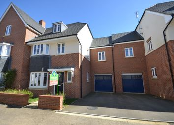 Thumbnail 4 bed semi-detached house for sale in Leatherworks Way, Northampton