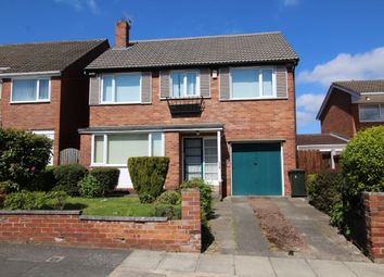 Thumbnail 4 bed detached house for sale in Coquet Grove, Throckley, Newcastle Upon Tyne