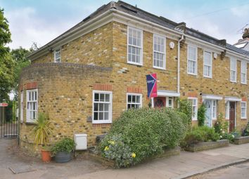 Thumbnail 3 bedroom terraced house for sale in St Hildas Road, Barnes