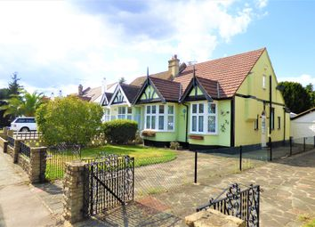 Thumbnail 2 bedroom semi-detached bungalow for sale in Levett Gardens, Ilford