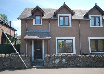Thumbnail 3 bed semi-detached house for sale in Burrell Street, Crieff