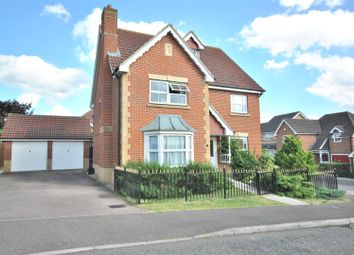 Thumbnail 4 bed detached house for sale in Little Grove Avenue, Cheshunt, Waltham Cross