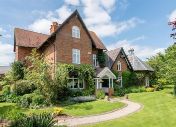 Thumbnail 6 bed farmhouse for sale in Tooley Farm House, Leicester Road, Nr. Peckleton