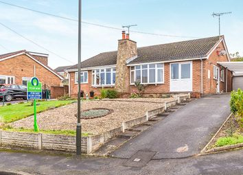 Thumbnail 2 bed bungalow for sale in Allison Avenue, Swadlincote