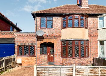 Thumbnail 3 bed semi-detached house for sale in Spinney Rise, Birstall, Leicester