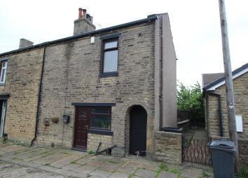 Thumbnail 2 bed end terrace house to rent in Belmont Street, Halifax