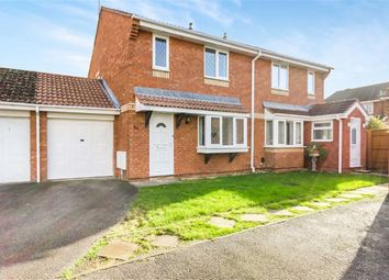 Thumbnail 3 bed semi-detached house for sale in Godwin Road, Swindon, Wiltshire