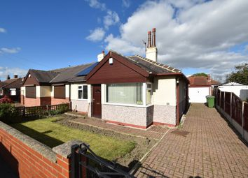 Thumbnail 2 bed bungalow for sale in Oak Road, Leeds