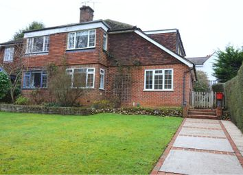 Thumbnail 4 bedroom semi-detached house to rent in Outwood Lane, Tadworth
