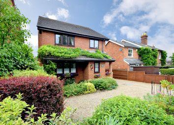 Thumbnail 3 bedroom detached house for sale in Osborne Lane, Warfield