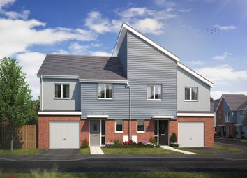 Thumbnail 4 bedroom semi-detached house for sale in Sunflower Lane, Polegate