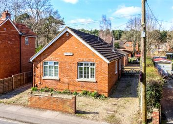 Thumbnail 4 bed detached bungalow for sale in Sandy Lane, Farnborough, Hampshire