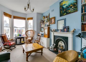 Thumbnail 2 bed flat for sale in Bassein Park Road, London