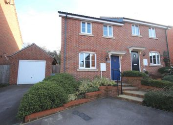 Thumbnail 3 bed semi-detached house to rent in Crutchley Wood, Bracknell