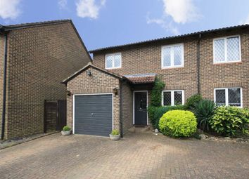 Thumbnail 3 bed property for sale in Stewart Close, Hampton