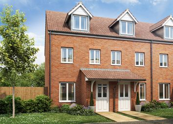 "Thumbnail 3 bed semi-detached house for sale in ""Souter Life Time Home "" at Bellona Drive, Peterborough"