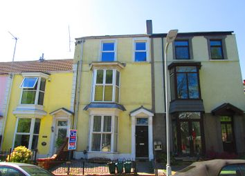 Thumbnail 1 bedroom maisonette to rent in 10 The Grove, Uplands, Swansea, City & County Of Swansea.