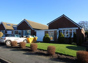 Thumbnail 3 bed detached bungalow for sale in The Boulevard, Hollingworth, Hyde