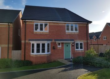 Thumbnail 4 bed detached house for sale in Rudyard Lake Grove, Sandyford, Stoke-On-Trent