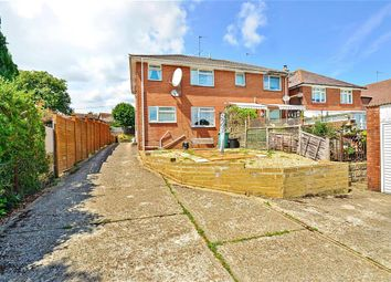 Thumbnail 2 bed semi-detached house for sale in Morton Road, Brading, Isle Of Wight