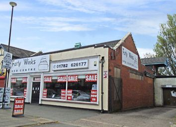 Thumbnail Retail premises for sale in Liverpool Rd, Newcastle Under Lyme