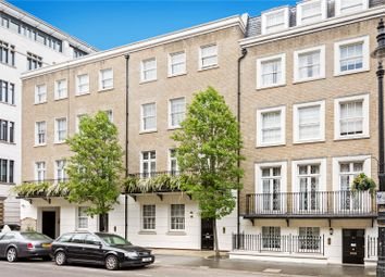 Thumbnail 4 bedroom terraced house for sale in Wilton Street, London