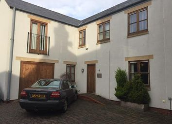 Thumbnail 4 bed terraced house for sale in 3 Crown Mews, Crown Lane, Denbigh, Clwyd