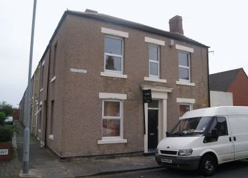 Thumbnail 2 bedroom terraced house to rent in Arthur Street, Blyth