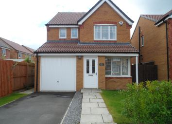 Thumbnail 3 bedroom detached house for sale in Alnmouth Avenue, Ashington