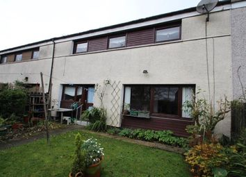 Thumbnail 3 bed terraced house for sale in Torbrex Road, North Carbrain, Cumbernauld, North Lanarkshire
