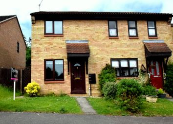 Thumbnail 2 bedroom semi-detached house to rent in Codling Road, Bury St. Edmunds