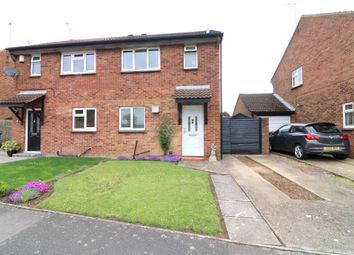 Thumbnail 3 bed semi-detached house for sale in Enderby Road, Luton, Bedfordshire