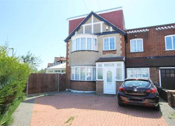 Thumbnail 5 bed semi-detached house for sale in Crossmead Avenue, Greenford