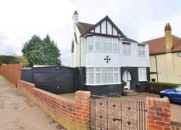 Thumbnail 3 bed detached house for sale in College Gardens, London