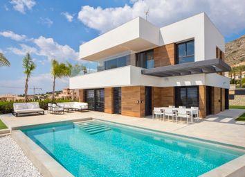 Thumbnail 3 bed villa for sale in Finestrat, Alicante, Valencia, Spain