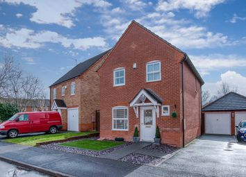 3 bed detached house for sale in Rosedale Close, Brockhill, Redditch B97