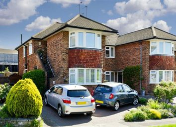Thumbnail 2 bed maisonette for sale in Welbeck Close, Ewell Village, Surrey