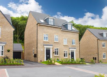 """Thumbnail 3 bed semi-detached house for sale in """"Greenwood"""" at Manywells Crescent, Cullingworth, Bradford"""