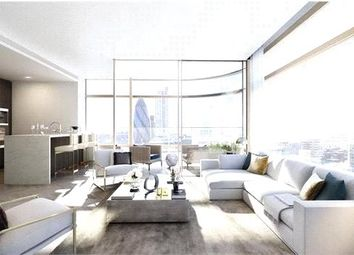Thumbnail 1 bed flat to rent in Principle Tower, London