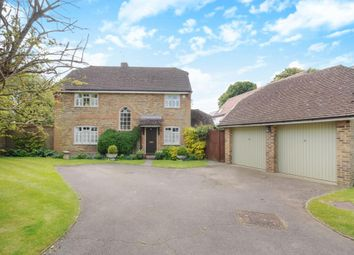 Thumbnail 4 bed detached house for sale in The Village Of Bierton, Aylesbury
