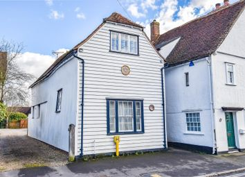 Thumbnail 2 bed detached house for sale in Newbiggen Street, Thaxted, Dunmow